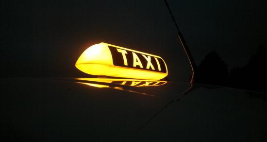 Escort und Taxi