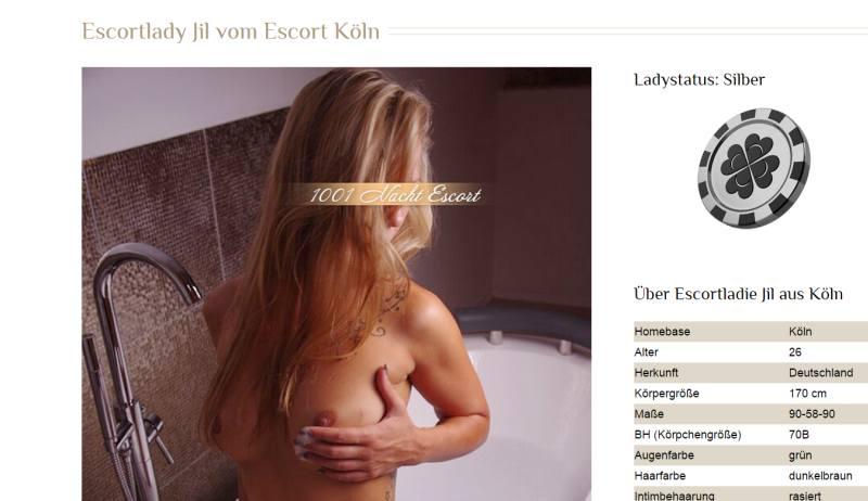 Jil Escort Köln