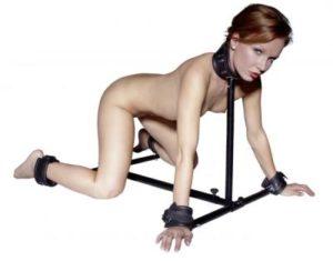 Bizarre BDSM Fantasien und Spielzeuge